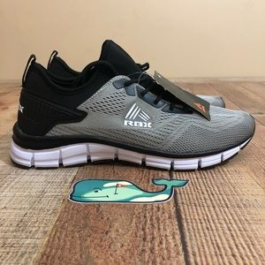 NEW! Reebok RBX Live Life Active Shoes Gray 9.5